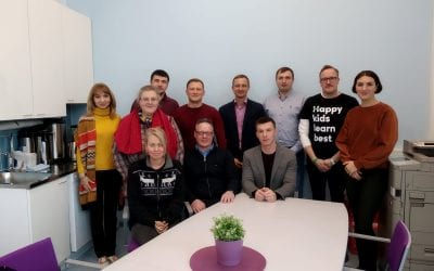 3-4.12.2019 Group of experts from company DIGIS in Tampere