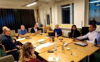 Workshop on International Sales by Education Tampere